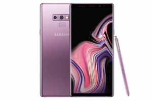 amsung galaxy note 9 purple